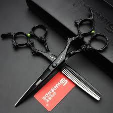 <b>Sharonds</b> Black <b>6 Inch Hair</b> Scissors Individual Faucet Handle <b>Hair</b> ...