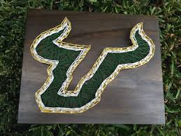 best ideas about university of south florida made to order usf university of south florida string art