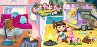 Sweet Baby <b>Girl Summer</b> Camp - Holiday Fun for Kids - Apps on ...