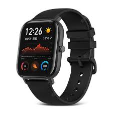 <b>Amazfit GTS</b> Black Smart Watches Sale, Price & Reviews | Gearbest