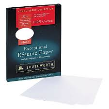 Southworth Cotton Resume Paper   White   Target Target Southworth Cotton Resume Paper   White