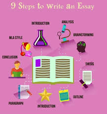 to writing an essay steps to writing an essay