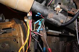 from rats to running wiring the royal scamp street tech magazine 15 the kit does not come a factory style column plug and