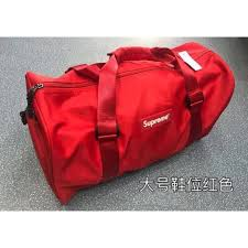 Supreme Traveling <b>bag</b> shoes <b>bag men and</b> women <b>fitness bag</b> ...