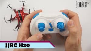 Самый маленький гексокоптер JJRC H20 - YouTube