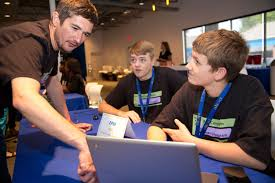 sce students and staff lead google fiber summer app camps for high our incredible sce students and staff who made these experiences possible matt whitney m james valeri david whitney l mladen jodi you rock