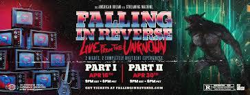<b>Falling In Reverse</b> - Home   Facebook
