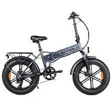 <b>500W Folding</b> E-Bike | Fat Tire Mountain Electric Bike | <b>Engwe</b> ...