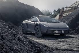 В Нидерландах на продажу выставлен Lamborghini Gallardo ...