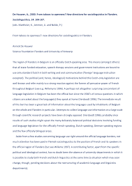 (PDF) From taboos to openness? – New directions for ...