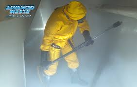 you need to clearly understand what a clients expectations are when you perform a tank oil tank cleaning equipment