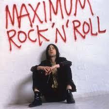 <b>Primal Scream</b> – <b>Maximum</b> Rock'n'Roll: The Singles - Albums ...