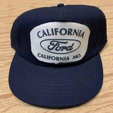 Мужские шапки дальнобойщика голубой Ford - огромный выбор ...