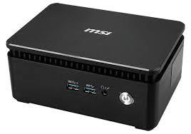 <b>MSI Cubi</b> 3 Silent - доступный мини-ПК с безвентиляторным ...