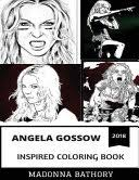 <b>Angela Gossow</b> Inspired Coloring Book: Ex-Arch Enemy Vocalist ...
