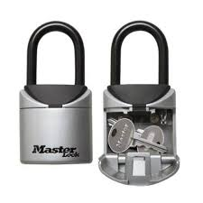 <b>Master Lock 5406D Key</b> Lock Box Padlock 3 Digit Combination Keys ...