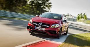 Mercedes-Benz A45 AMG вернул себе звание мощнейшего хот ...