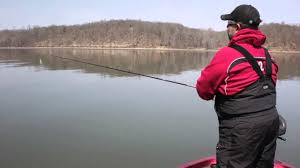 How to Cast a <b>Bait Casting Fishing</b> Reel - YouTube