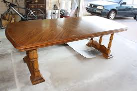 Restaining Kitchen Table How To Restain Your Dining Room Table Decor