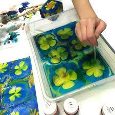 Эбру <b>Набор для рисования на</b> воде Мастер. Купить творческий ...