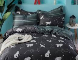 <b>Комплекты постельного белья</b> черного цвета – купить недорого в ...