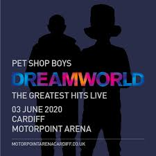 <b>Pet Shop Boys</b> | Motorpoint Arena Cardiff