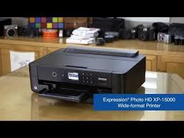 Expression Photo <b>HD</b> XP-15000 Wide-format <b>Printer</b> | Photo ...