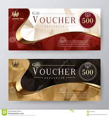 restaurant coupon flyer template stock vector image  gift voucher template promotion card coupon design royalty stock photos
