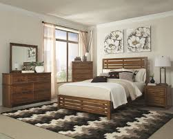 bedroom set with desk