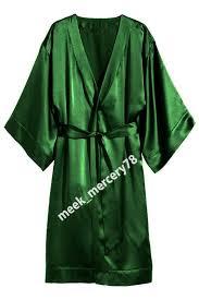 1Satin <b>Sheer</b> Dark Green Night one peace gown <b>women Summer</b> ...