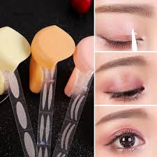BUYME <b>Invisible</b> Double Eyelid Tapes Stickers <b>Breathable</b> Adhesive ...