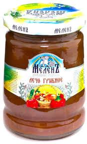 Лечо <b>грибное Меленъ</b>, <b>580</b> г — купить в интернет-магазине ...