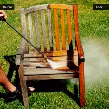 painted patio furniture painting