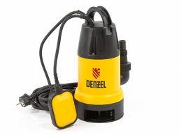 <b>Дренажный насос Denzel DP900</b> 900 Вт оптом: купить на ...