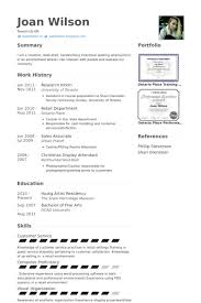Research Intern Resume Samples   VisualCV Resume Samples Database Research Intern Resume Samples