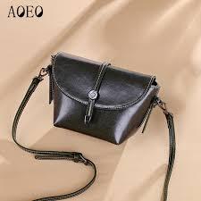 AOEO <b>New</b> Arrival Small Messenger Bag Women's <b>Luxury Leather</b> ...