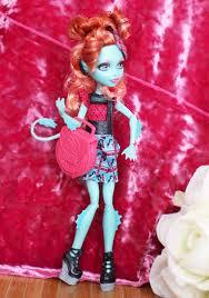 Лорна МакНесси <b>Monster High</b>, фото обзор куклы