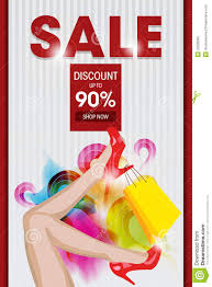 discount ad template stock photography image  discount ad template