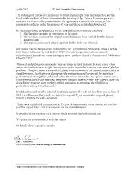 How to write a great cover letter for a scientific manuscript