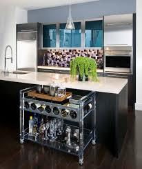 bar cart decorate home  home bar contemporary design ideas extraordinary target kitchen cart
