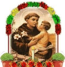 Resultado de imagem para imagem de santo antónio