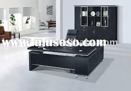 hj 9665b black office desk black office desk
