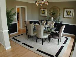 Small Dining Room Decorating How To Decorate A Dining Room On Bestdecorco