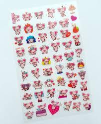 <b>Pig</b> Mini Stickers <b>Kawaii</b> Deco Stickers <b>Piggy Diary</b> Stickers | Etsy