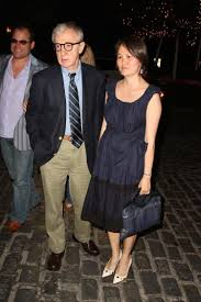 why woody allen called himself a young budding future pervert director woody allen and wife soon yi previn in 2009