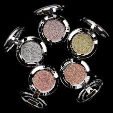 <b>MAC Shiny Pretty</b> Shadow • Glitter Review & Swatches
