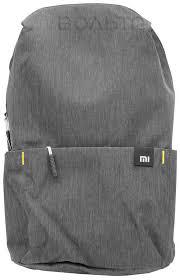 маленький <b>рюкзак</b> для города <b>Xiaomi MI Mini Backpack</b> 10L black ...