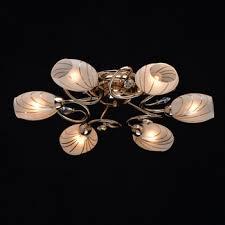 <b>Люстра</b> потолочная <b>MW</b>-<b>light</b> Фиеста <b>267012106</b> купить в ...