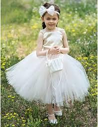 Flower <b>Girl</b> Dress Light <b>Pink Tulle</b> Wedding Dress for <b>Little Girl</b> ...