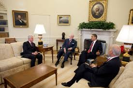 free meeting image bill clinton oval office